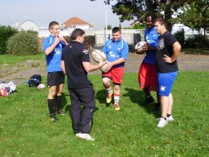 Les rugbymen du CFM BTP sont de retour dans Rugby p8250123-300x225